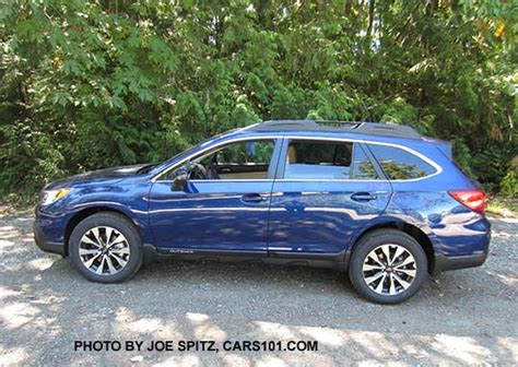 blue subaru 2017 2017 outback specs options colors prices photos and more