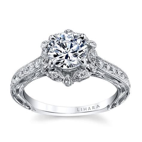 The Best Breathtaking Vintage Engagement Rings Collections
