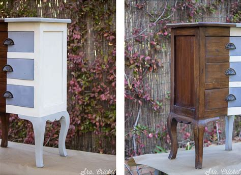 chalk paint pintar muebles pintar un mueble con chalk paint en spray en media hora
