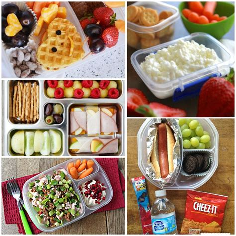 school ideas 100 school lunches ideas the will actually eat