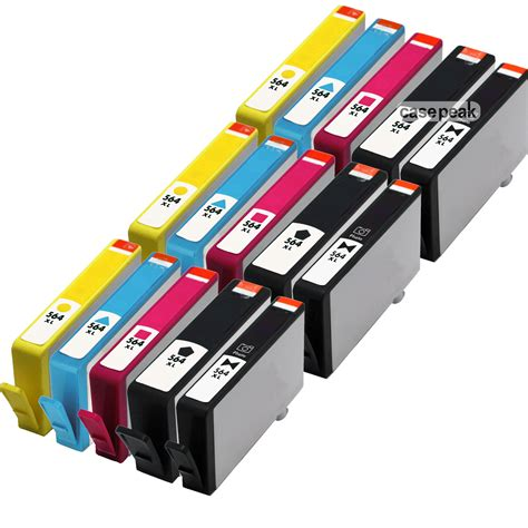 Promo Cartridge Hp 564 Color Yellow Original 15pk for hp 564 xl ink cartridges set pack photosmart plus b209c b210 printer ebay