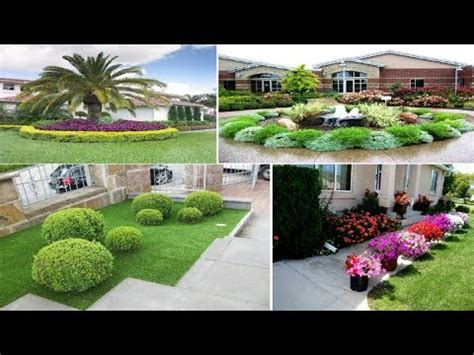 top  front garden ideas beautiful house garden youtube