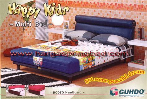 Guhdo Bed Multi Bed Happy 160x200 Donald Set guhdo multibed happy guhdo ideal kasur ceper