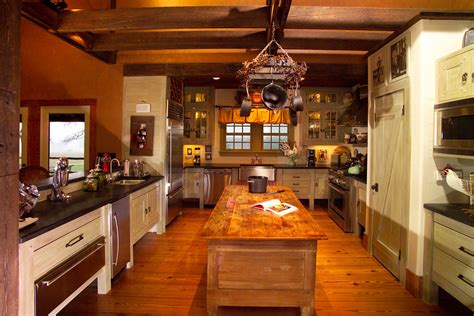 Kitchen Island Top Ideas family party barn in rural texas truehome design build