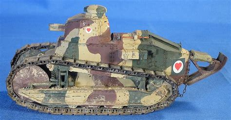 Vallejo 71027 Light Brown Model Kit Paint meng 1 35 renaut ft 17 riveted turret by lyle