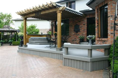 Outdoor Decks And Patios Pictures by Decks And Patios