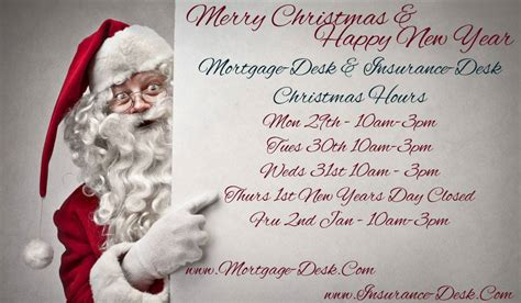 merry christmas happy  year mortgage deskcom