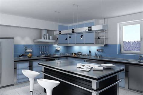 Kitchens Open Kitchen Design Modern Kitchen Designs 2012