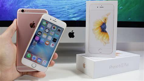 iphone 6s et 6s plus d 233 ballage unboxing et configuration