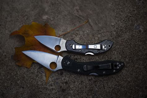 spyderco left handed knives what are the best spyderco knives top edcs best value