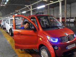 Import Electric Car From China China Is Building An Electric Car Market Business Insider