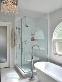 Spa Shower Bath Master Bath Shower Houzz