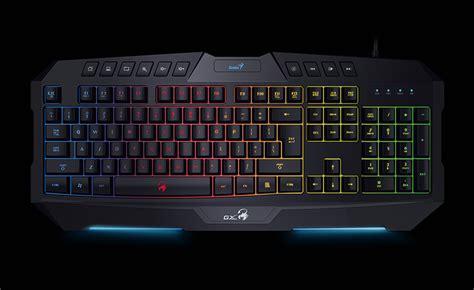 Genius Scorpion K220 Keyboard Gaming genius scorpion k20 gaming keyboard