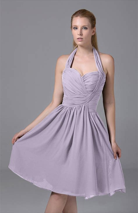 light purple dress light purple dress modest halter sleeveless