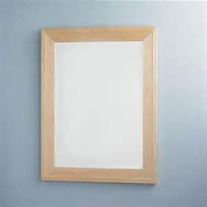 maple bathroom mirror maple wood frame mirror