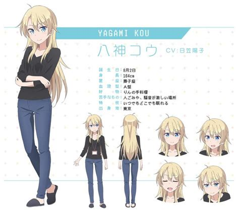 anime design crunchyroll quot new quot anime character designs previewed