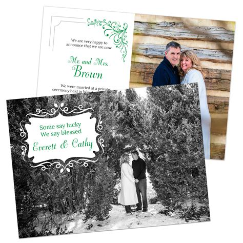 Wedding Announcement Cards by Wedding Announcement Cards Affordable Marriages
