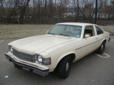 1975 buick skylark for sale 1975 buick skylark apollo hatchback coupe barn find for sale
