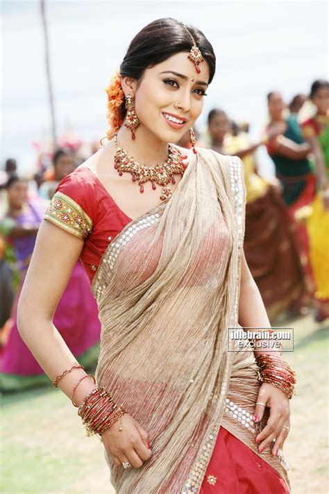 shriya sareeblousefashioncom shriya photo gallery telugu cinema actress