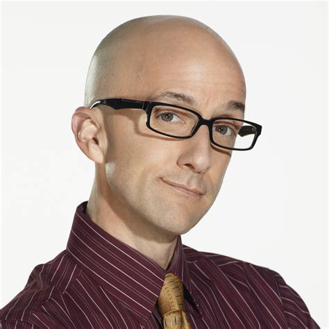 tall actor with glasses jim rash about community nbc