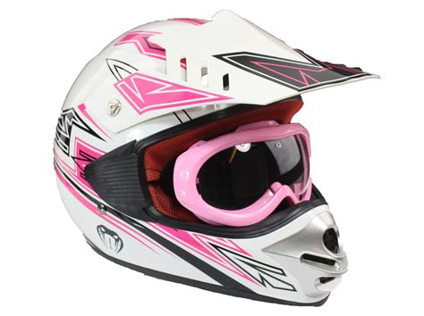 motocross crash helmets childrens kids motocross crash helmet goggles off road