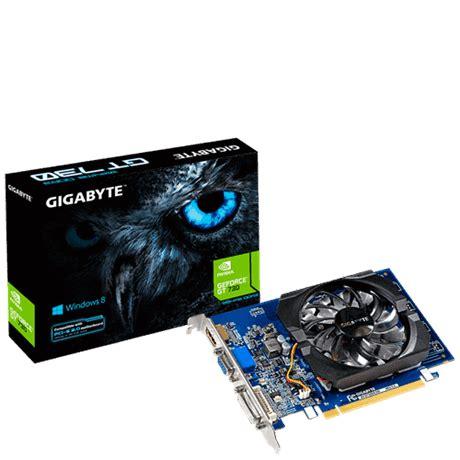 Vga Card Nvidia Geforce Gigabyte Gv N730d5 2gi 2gb 64bit Ddr5 gigabyte graphics card nvidia pci express solution geforce 174 700 series gv n730d5 2gi