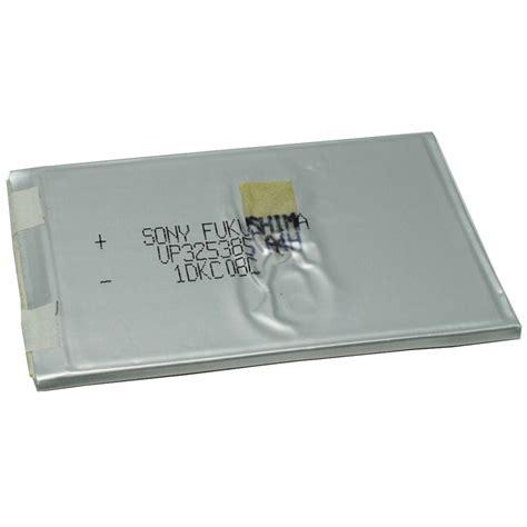 Baterai Ipod 4 Original Apple 100 T1910 Baterai Li Polymer Sony Fukushima 1600mah Up325385 A4h