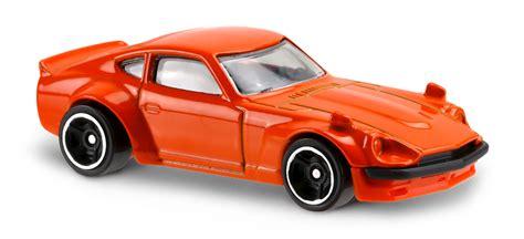 Sale Custom Datsun 240z Orange Fuguz Wheels Hw Mtf36 custom datsun 240z in orange factory fresh car collector wheels