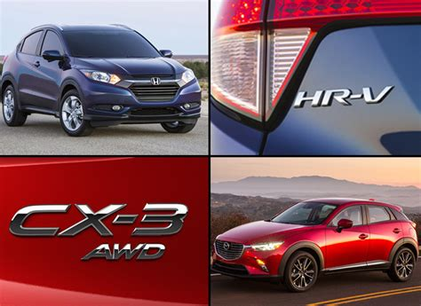 mazda cx3 vs cx5 honda hrv 2015 size vs mazda cx5 autos post