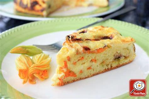 torta salata ai fiori di zucca ricetta torta salata ai fiori di zucca ricettemania