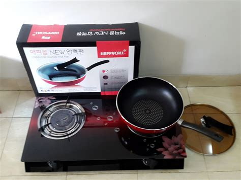Best Seller Oxone Eco Cookware Ox 933 wok pan happy call pan 30 cm pamci masak sehat