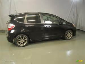 Honda Fit Wheels 2009 Honda Fit Sport Custom Wheels Photo 46136017