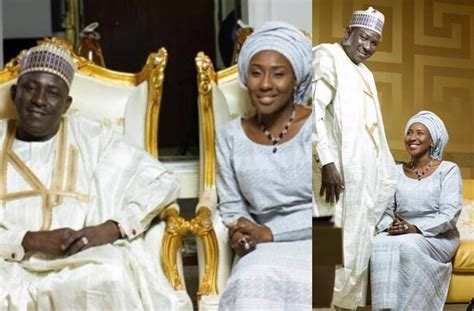 biography of zahra muhammad buhari buhari marries off his daughter fatima thewill