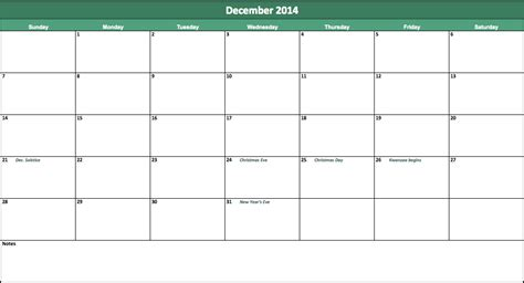 printable december 2014 calendar word template december 2014 calendar 2014 december calendar