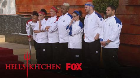 Hell S Kitchen Season 15 by Blind Taste Test Pt 2 Season 15 Ep 12 Hell S