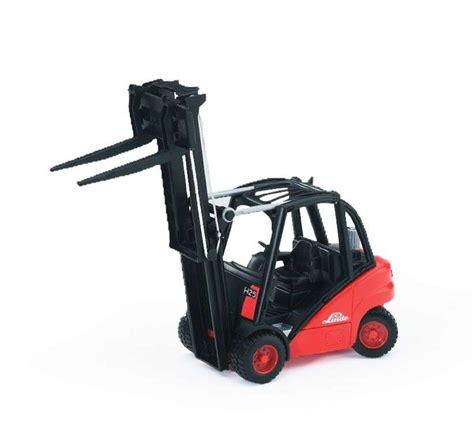 bruder toys bruder toys 02511 pro series linde h30d forklift inc 2
