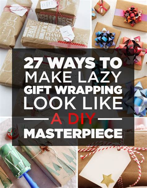 buzzfeed christmas gifts 27 clever gift wrapping tricks for lazy amazing diy gifts