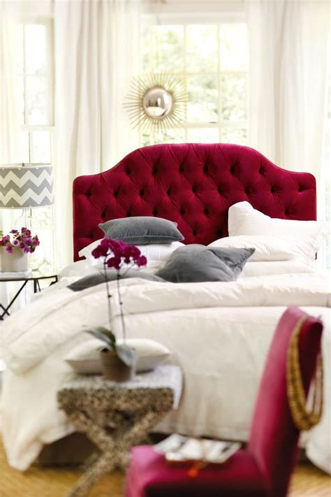 pink velvet headboard pink velvet tufted headboard for the home pinterest