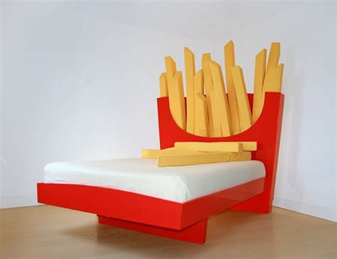 giant pillows for bed supersize french fries bed