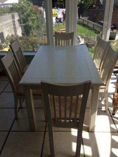 White Kitchen Table And Chairs For Sale White Kitchen Table And Chairs For Sale In Firhouse Dublin From Aoifeq1
