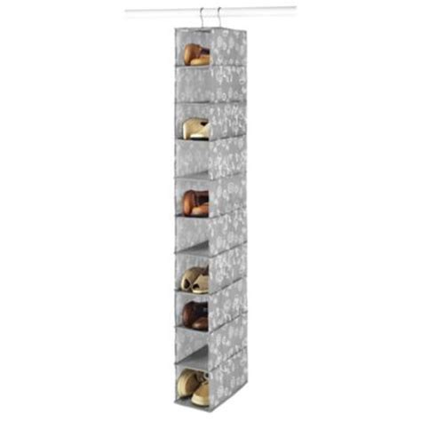 hanging shoe holder buy hanging shoe storage from bed bath beyond