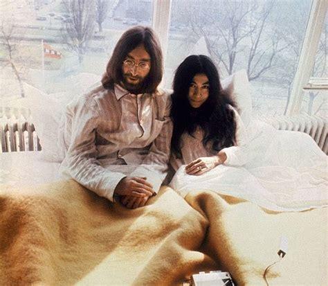 john lennon bed in yoko ono s new year s resolutions artnet news