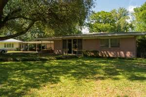 Mid Century Modern Homes For Sale Mid Century Modern Home For Sale In Alexandria Louisiana