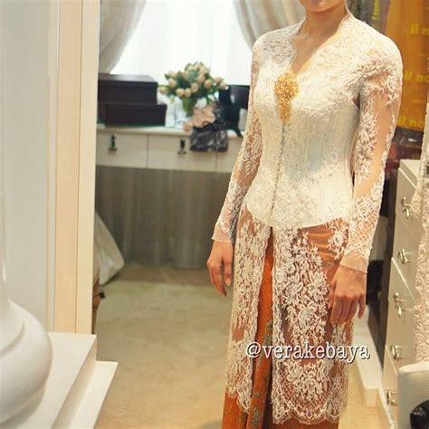 Baju Nikah Vera Kebaya pengantin verakebaya di rumah kebaya vera anggraini best toddler kebaya