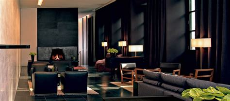 Fancy Dining Room Furniture by Bulgari Hotel In Milan Showcases Sophistication Class And