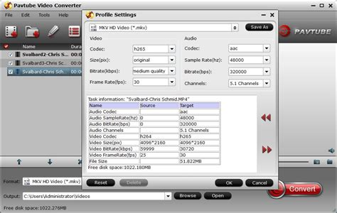 format factory gpu acceleration stream 4k mkv movie via plex to 4k tv smart tv tips