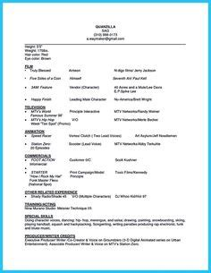 actor resume is indeed to make but it doesn t