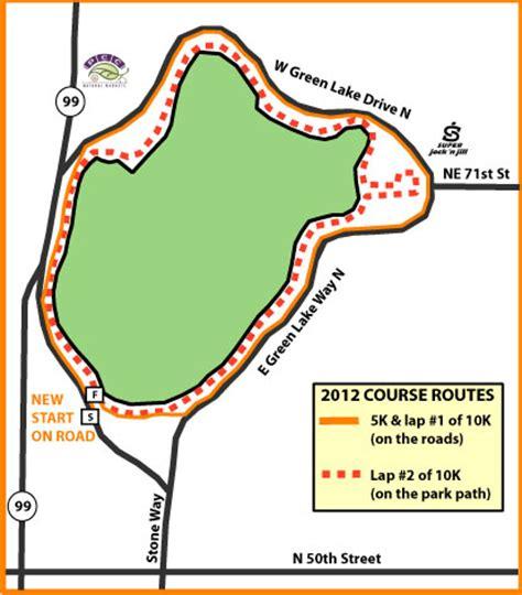 gobble map green lake gobble 10k 2017 2018 date registration course