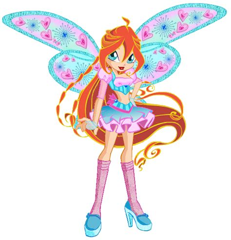 Gamis Rainbow Kaila winx dolls by miss cafca on deviantart