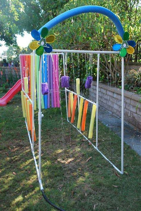 backyard water fun diy backyard projects to keep kids cool during summer